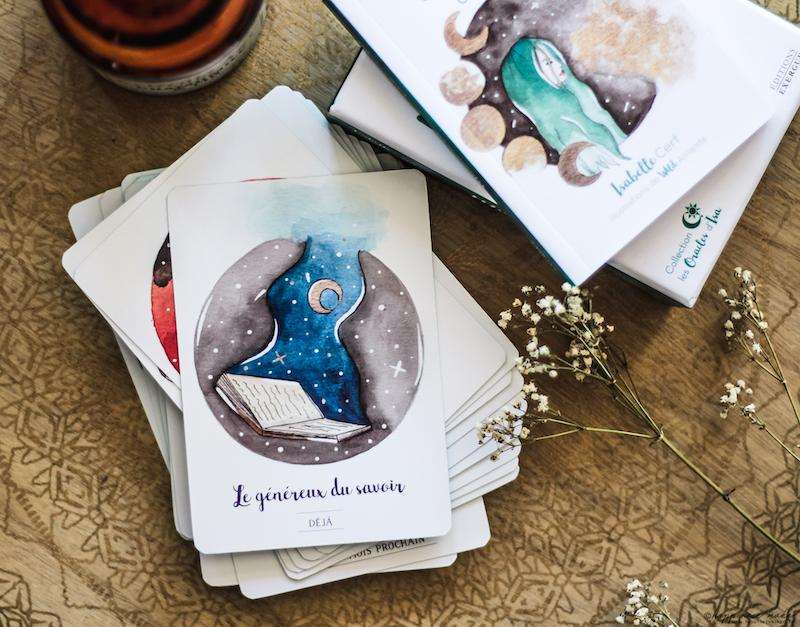 Guidance d'Âme par les cartes